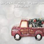 Hvad gør jeg hvis min bil bryder sammen i juleferien?