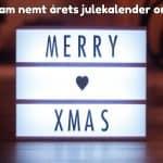 Stream nemt årets julekalender online